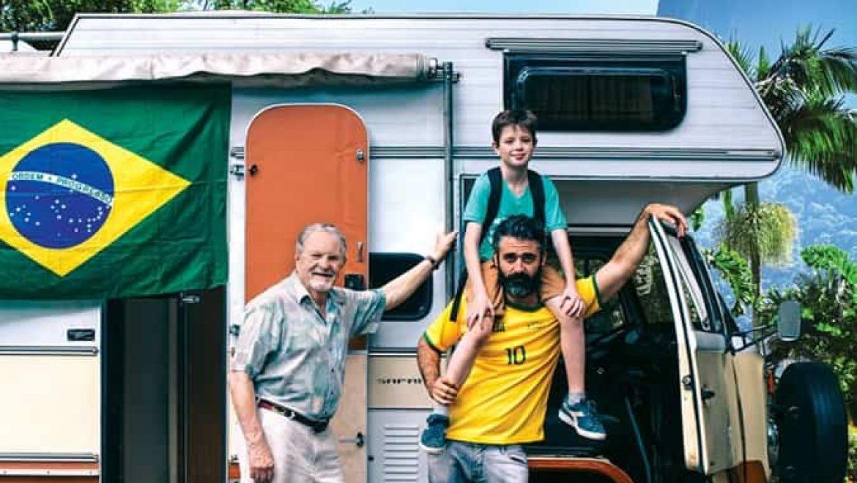 ברזיל אהובתי Back to Maracana (אולם)