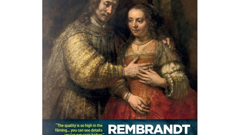 תערוכות על המסך: רמברנדט – שישי בכיף