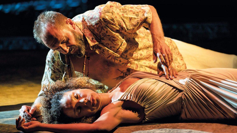 התאטרון הלאומי הבריטי: אנטוניוס וקליאופטרה