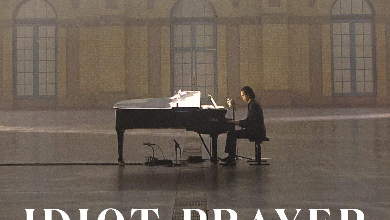 ניק קייב – לבד על הבמה באלכסנדרה פאלאס