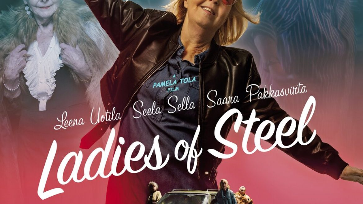 גמלאיות מברזל – Ladies of Steel