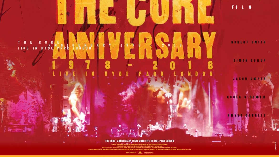 The Cure – Live in Hyde Park