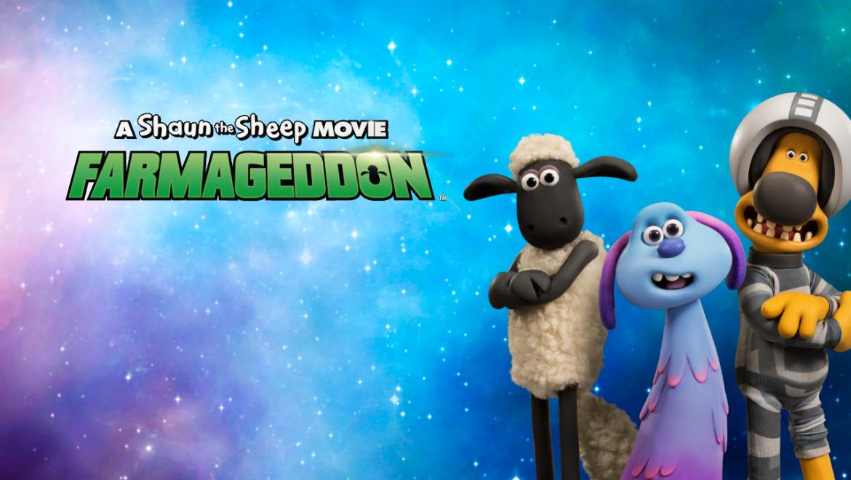 שון כבשון: עף על החלל